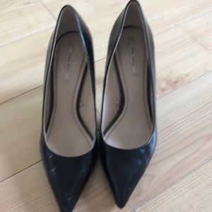 Zara high heel shoes!